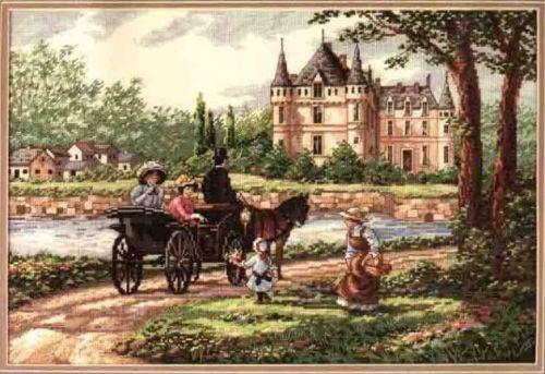 M'Lady's Chateau 3790 / Леди Шато