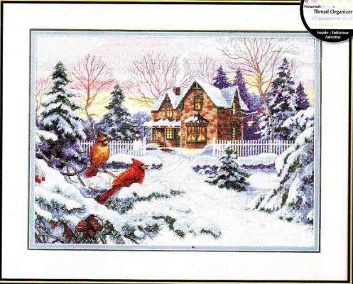 Winter Memories 35155 Зимние воспоминания