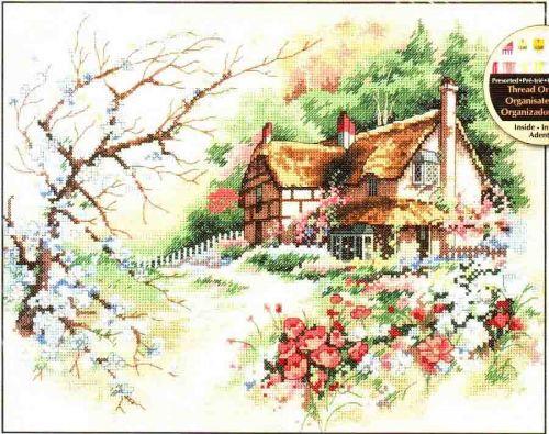 Cottage Enchantment 13687 - Очаровательный коттедж