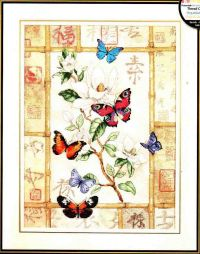 Brilliant Butterfly Celebration  35063  Сверкающие бабочки